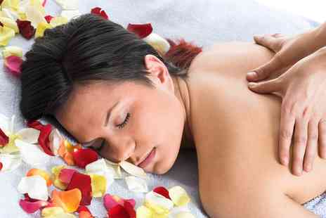 Blush Nails & Beauty - Back, Neck and Shoulder Massage with Optional Scalp Massage - Save 42%