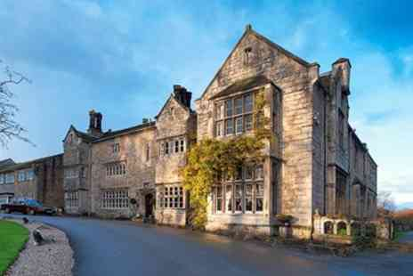 Monk Fryston Hall Hotel - Delightful Yorkshire Stay including Dinner - Save 49%