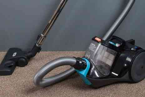 Groupon Goods Global GmbH - Vax Bagless Cylinder Vacuum C86IDPE With Free Delivery - Save 69%