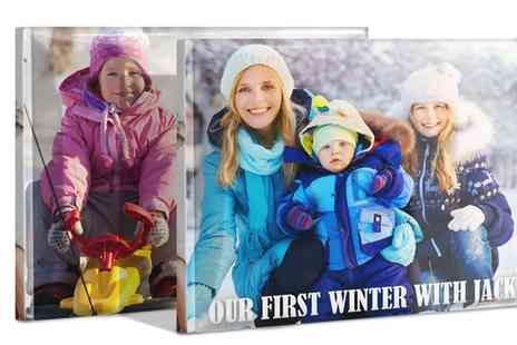 Printerpix - Oriana Padded Cover Photobook - Save 81%