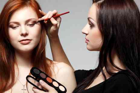 The Studio Academy - Two-Hour Make Up Course - Save 0%