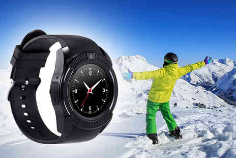 TLD Marketing - 11 in 1  Next Gen Android Bluetooth sports watch - Save 85%