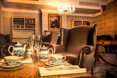 Bishops Gate Hotel - Prosecco afternoon tea for two - Save 0%