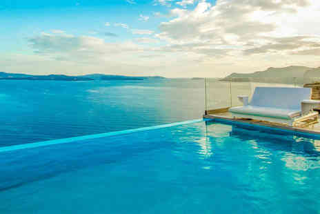 Santorini Secret Suites & Spa - Five Star 7 nights Stay in a Pure Suite - Save 37%