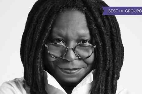 London Palladium - Whoopi Goldberg Stand Up Live Uncensored on 11 February - Save 0%