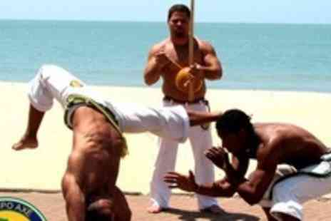 Axe Capoeira UK - Six Capoeira Classes For One - Save 81%