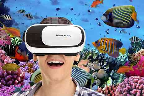 Essim - Cinematic virtual reality headset - Save 78%