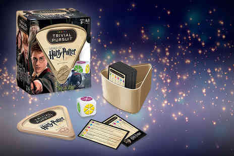 Linen Ideas - Harry Potter Trivial Pursuit - Save 65%