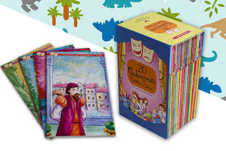 Price Cut Books - Shakespeare childrens book collection - Save 87%