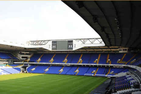 Buyagift - Tottenham Hotspur White Hart Lane stadium tour for two adults and two children - Save 0%