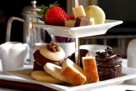 Clubhouse Parkside - Afternoon Tea & Prosecco for 2 - Save 52%
