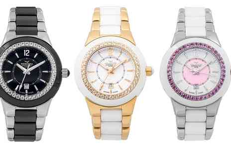 Aquaswiss - AQS Seastar Womens Watch With Free Delivery - Save 0%