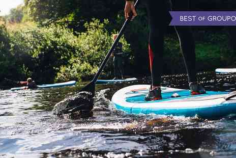 Ride Leisure Events - Stand Up Paddleboarding Experience for Two - Save 18%