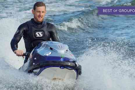 Ride Leisure Events - 30 Minute Jet Ski Session - Save 19%