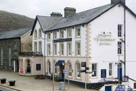 Ty Gorsaf Hotel - Up to 3 Nights Stay for Two with Breakfast and Option for Dinner - Save 0%