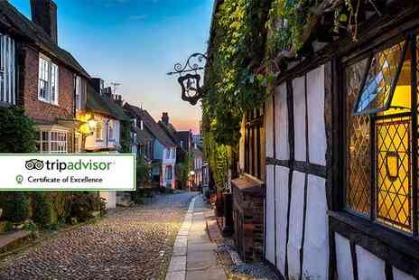 The George in Rye - Overnight 4 Star Rye stay for two including breakfast - Save 34%