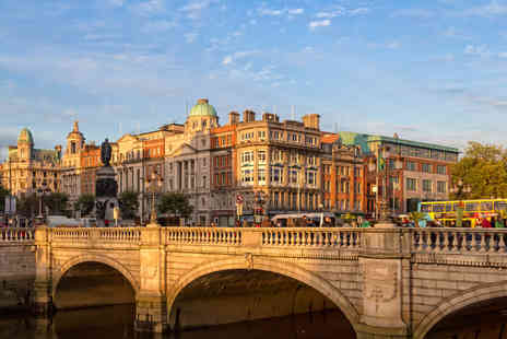 ClearSky Holidays - Two or three night 5 Star Dublin spa break including flights - Save 36%