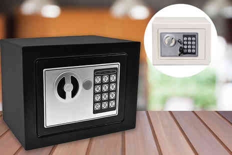 FDS CORPORATION- Digital keypad safe - Save 76%