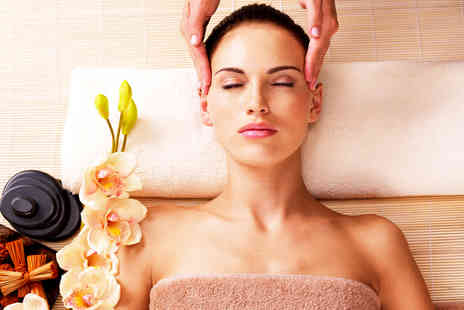 The Jarah Hair and Day Spa - Pamper package including a choice of 30 minute massage and gel nails - Save 63%