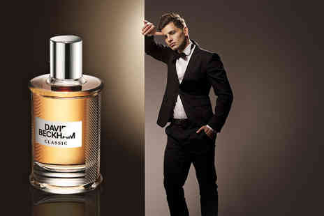 Deals Direct - 90ml bottle of Beckham Classic eau de toilette - Save 49%
