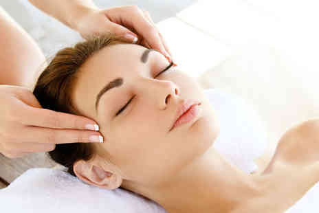 Earth Wellness Center - Body scrub, facial and head massage pamper package - Save 62%