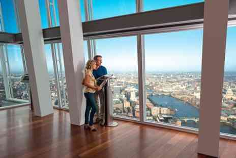 Hard Rock Cafe - The View from The Shard and Dining for Two - Save 0%