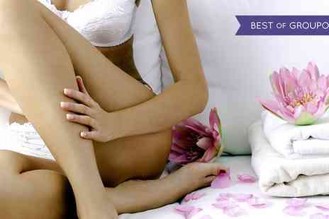 Laser Aesthetica - Six or Eight Laser Hair Removal Sessions on Choice of Areas - Save 87%