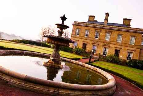 Oulton Hall - Spa Access for Two - Save 0%
