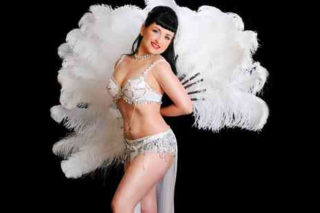 Burlesque Baby - Six Week Beginners Burlesque Dance Classes - Save 68%