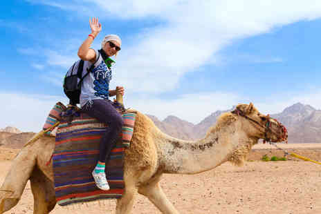 Weekender Breaks - Two, Three or Four night Marrakech stay, camel ride, Hammam & flights - Save 40%