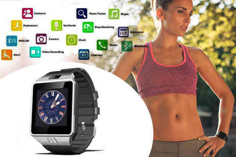 Toy Meets World - Bluetooth smart watch - Save 73%