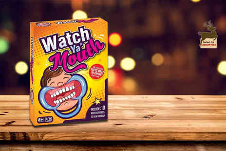 Toy Meets World - Watch Ya Mouth party game - Save 0%