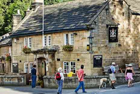 The Devonshire Arms - Peak District National Park Stay with Meals - Save 38%