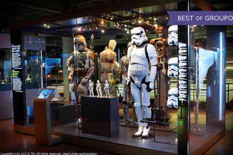 STAR WARS Identities - Child, Adult or Family Peak or Off Peak Ticket on 7 January to 31 March - Save 0%