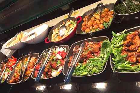 Mimosa - All You Can Eat Pan Asian Buffet for Up to Two People - Save 35%