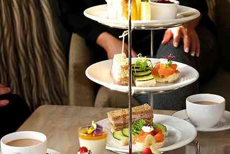 Glendower Hotel - Classic Afternoon Tea with Soup of the Day and Winter Cocktail for Two or Four - Save 43%