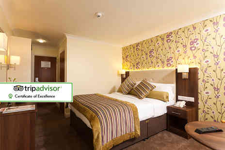 Best Western Plus White Horse Hotel - One or two night stay for two with breakfast, a two course meal with wine and leisure access - Save 37%