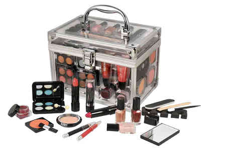 Zenith Wholesale - 40 piece cosmetic vanity case - Save 70%