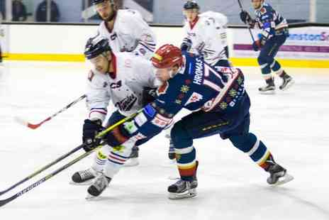Edinburgh Capitals - Tickets to Edinburgh Capitals v Manchester Storm on 29 January - Save 49%