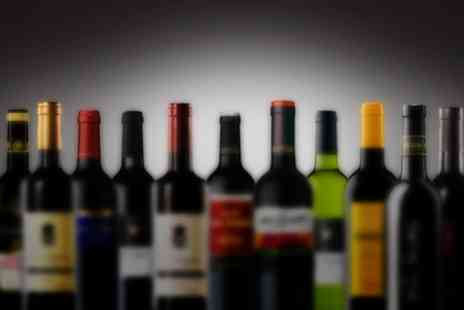 The Vineyard Club - 12 Bottle Case Clearance Wine Selection With Free Delivery - Save 64%