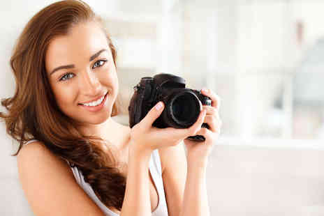 Ariane Photography Studio - Four hour introduction to digital photography course - Save 64%