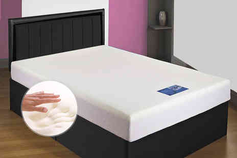 My Mattress Online - Single, small double, double or king size memory foam mattress - Save 82%