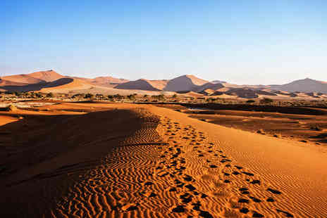 Highlights of Namibia - Ten nights accommodation as per itinerary - Save 0%