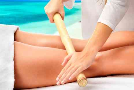 You Sports Massage Therapy - One Hour Hot Bamboo Massage - Save 0%