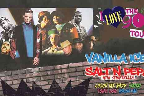 I Love the 90s - Standing Tickets to I Love the 90s on 29 September to 7 October - Save 0%