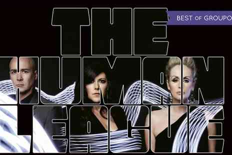 The Human League - Child, Adult and Premium Tickets to The Human League on 27 May 2017 - Save 0%