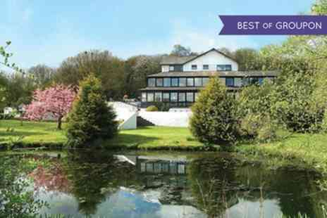 Damson Dene Hotel - One to Three Nights Stay for Two with Breakfast, Dinner, Cream Tea, Spa Access and Option for Cruise - Save 40%