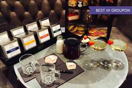 Radisson Blu - Afternoon Tea with Optional Glass of Prosecco for Two - Save 31%