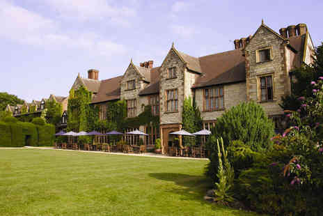 Billesley Manor Hotel - Four Star three nights in a Deluxe Room - Save 48%