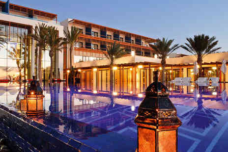 Sofitel Essaouira Mogador Golf & Spa - Five Star 10 nights Stay in a Deluxe Room with balcony and Golf course View - Save 67%